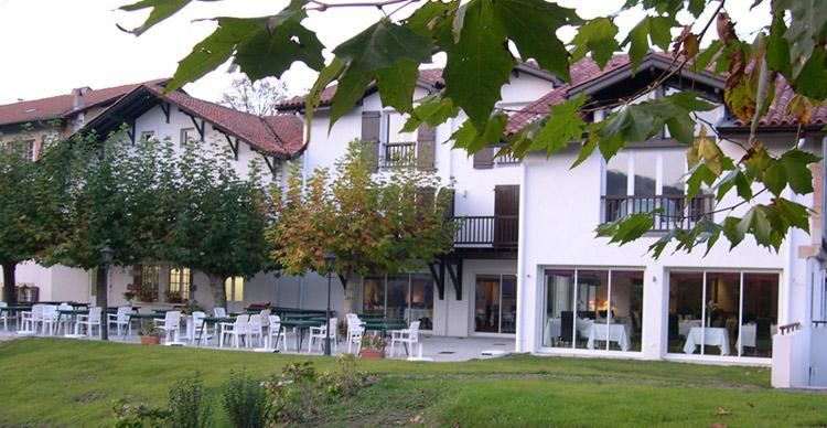 Les Restaurants De Biriatou Bakea Camino Berri